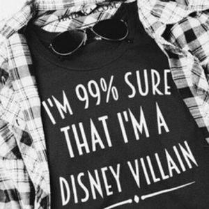 Disney Villian T-shirt